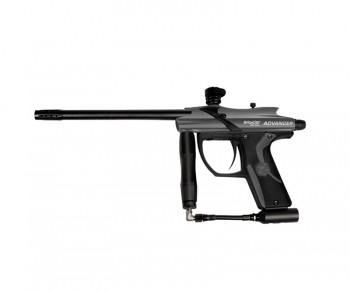 Kingman Spyder .50 Caliber Advancer Paintball Gun