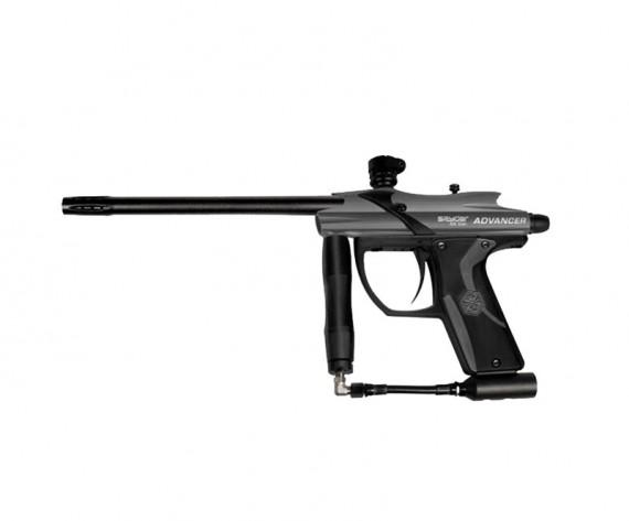 Kingman Spyder .50 Caliber Advancer Paintball Gun
