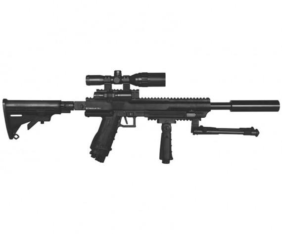 Tiberius Arms T9.1 Rifle Elite FS Paintball Gun