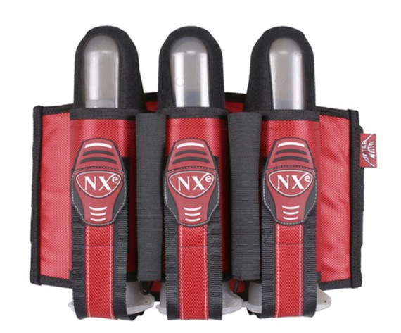 NXe Elevation Series 3+2+2 Paintball Pod Harness 2010