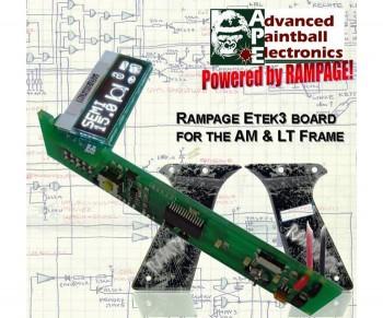 APE Rampage OLED Board for Etek 3