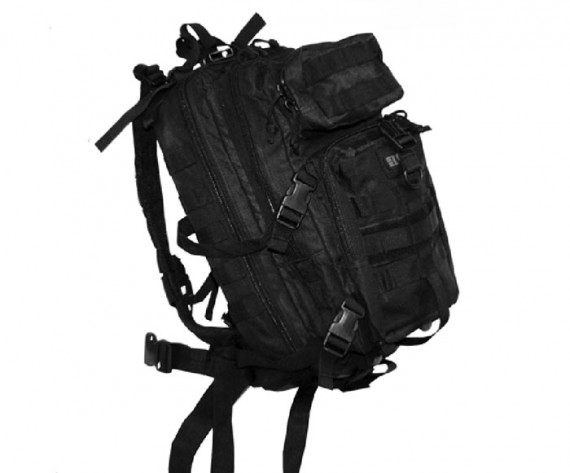 Trinity Tactical Soldier Bag Black