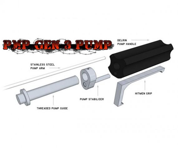 PMP Autococker Pump Conversion Kit - Generation 3