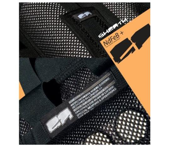 Laysick NdFeB+ Sheath Magnetic Pack