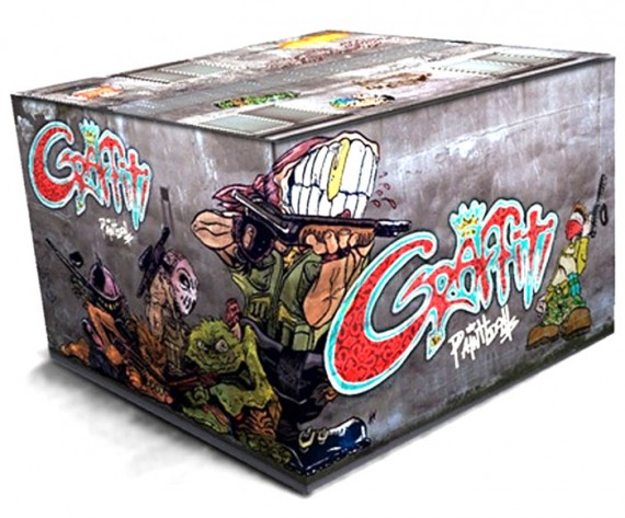 Valken Graffiti Paintballs - 2000 rounds