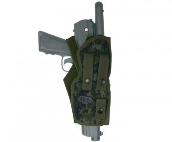 BT 2011 Combat Multi Pistol Holster - Woodland Digi
