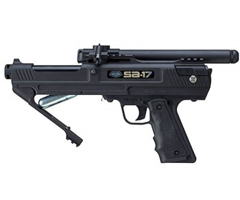 BT SA-17 Precision Paintball Pistol - Black