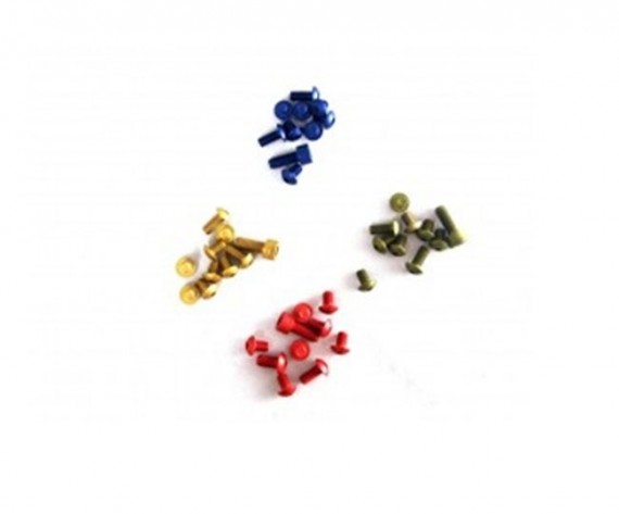 Kila Products Ion Colored Screw Set