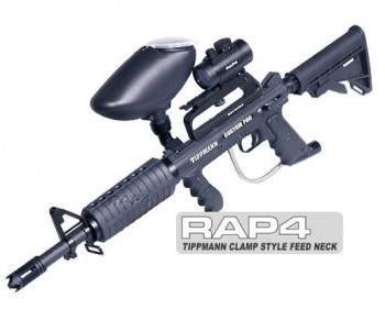 RAP4 Clamping Feedneck for Tippmann 98