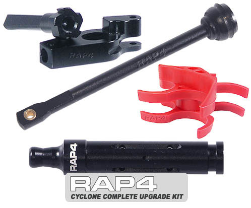RAP4 Cyclone Complete Upgrade Kit for Tippmann 98 A-5 and X7