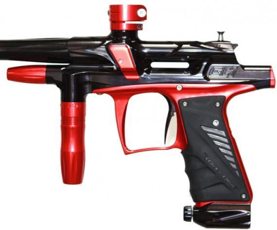 Bob Long G6R Intimidator Paintball Gun 2012