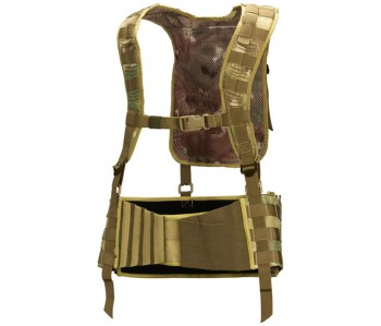 Dye Tactical Assault Harness Vest - 2011