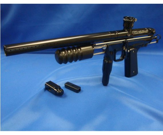 CCM Series 6 Autococker Pump Paintball Gun BYOP