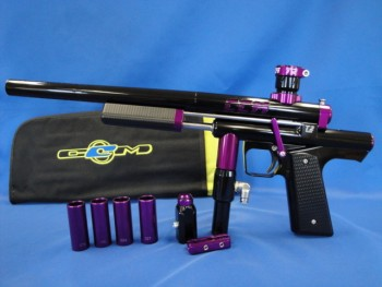 CCM T2 Mid-Block Pump Paintball Gun BYOP