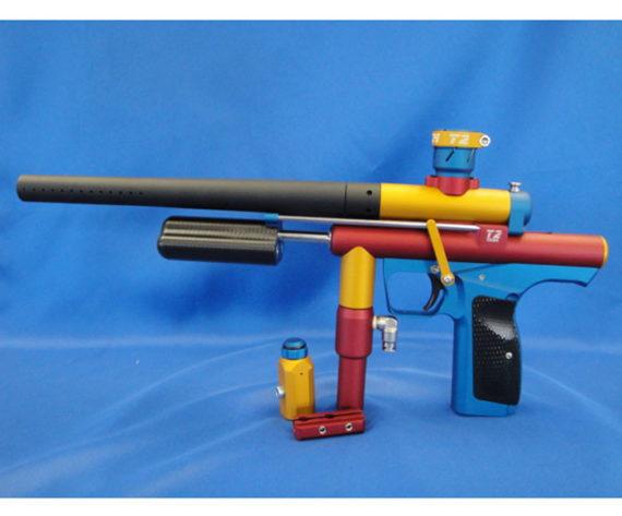 CCM T2 Mid-Block Pump Paintball Gun BYOP