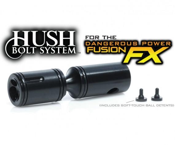 TechT Fusion FX Hush Bolt