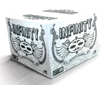 Valken Infinity Paintballs - 2000 rounds
