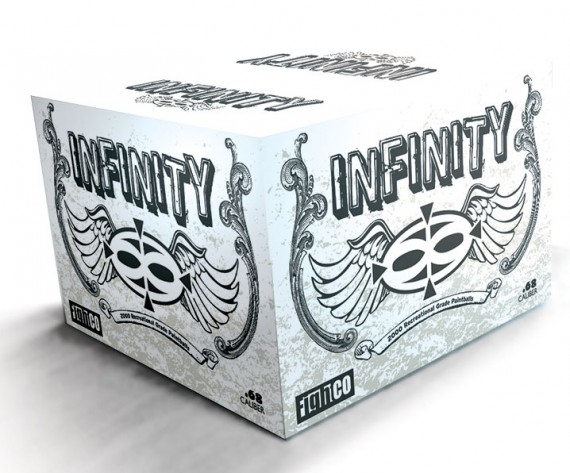 Valken Infinity Paintballs - 2000 rounds