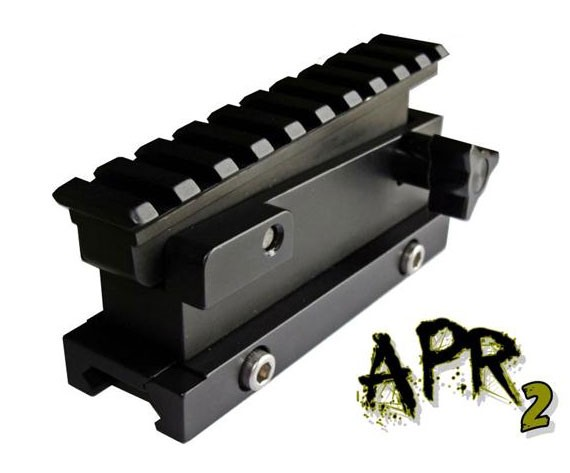 KillJoy APR Adjustable Picatinny Rail