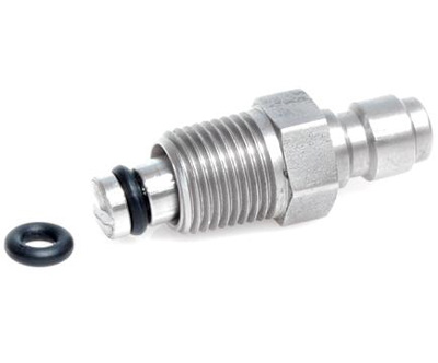 TechT High Pressure Stainless Steel Fill Nipple