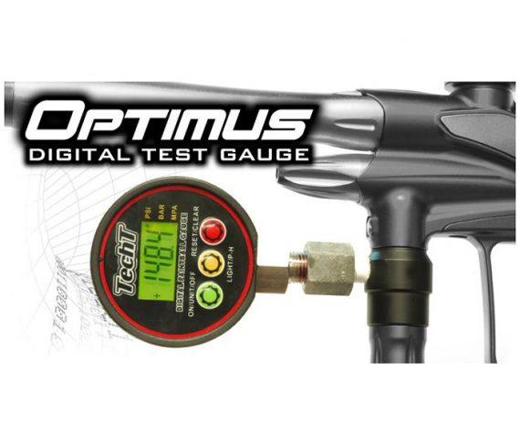 TechT Optimus Digital Test Gauge