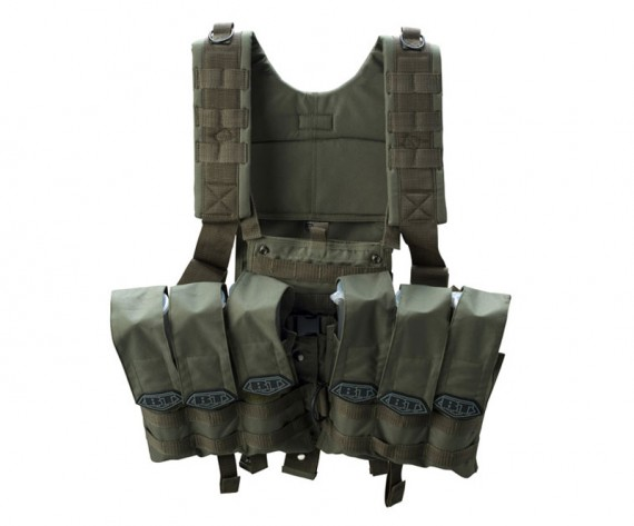 BT Chest Rig 2011
