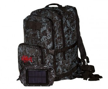 Virtue Bugout Solar Gearbag Backpack