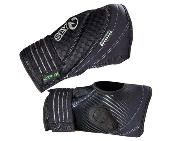 Sly S12 Half Gloves