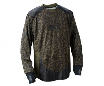 BT Combat Paintball Jersey 2011