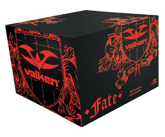 Valken Fate Paintballs - 2000 Rounds