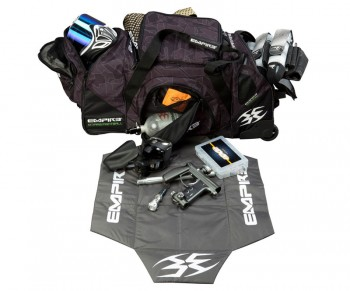 Empire Breed XLT Rolling Gear Bag - 2012