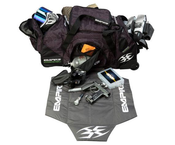 Empire Breed XLT Rolling Gear Bag - 2012