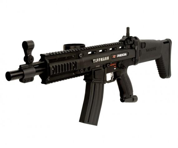 Tippmann Assault Edition X7 Phenom Paintball Gun
