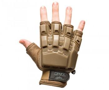 Valken V-Tac Half Finger Gloves Plastic Back