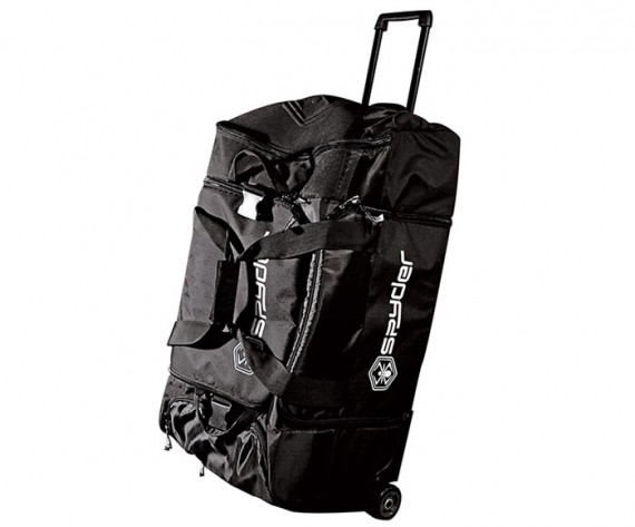 Kingman Spyder Rolling Gear Bag