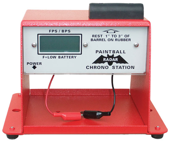 Custom Chrono Chronograph Station