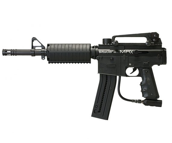 Kingman Spyder MRX Paintball Gun