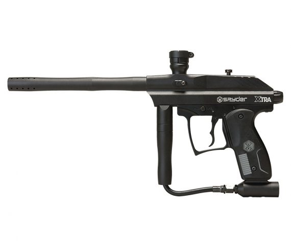 Kingman Spyder Xtra Paintball Gun 2012