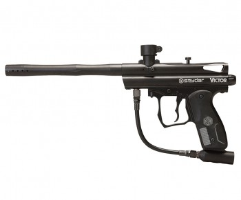Kingman Spyder Victor Paintball Gun 2012