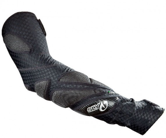SLY S12 Back Player Elbow Bounce Pads 2012