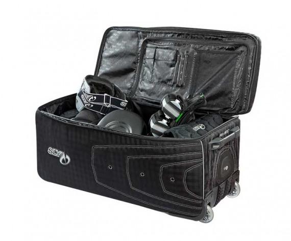 SLY S12 Pro Merc Rolling Gear Bag - 2012