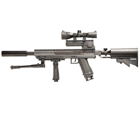 Tiberius T9.1 First Strike Sniper Rifle Paintball Gun