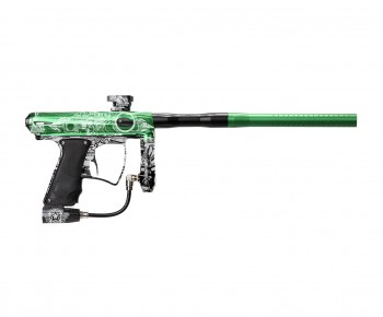 MacDev Drone DX Paintball Gun with Militia 2.0 laser engraving