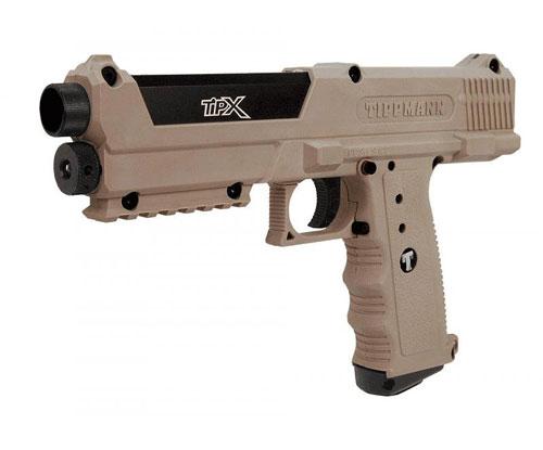 Tippmann TPX Pistol Paintball Gun - Desert Tan