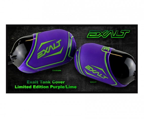 Exalt Limited Edition Tank Cover