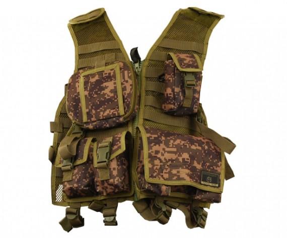 Tippman Assault Paintball Vest