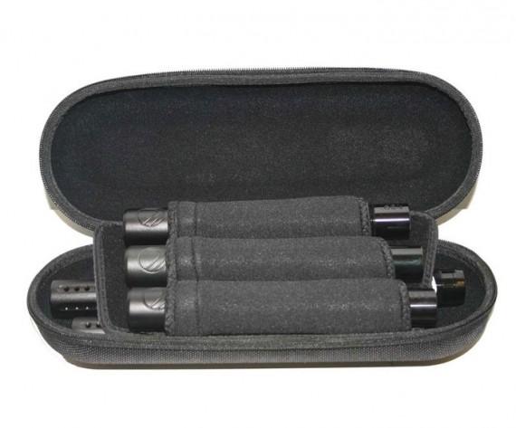 Dye Ultralite 7pc Barrel Kit - Autococker - Dust Black
