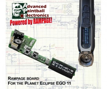 APE Rampage OLED Upgrade Board - EGO11