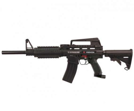 Tippmann X7 Phenom M-16 Edition Paintball Gun