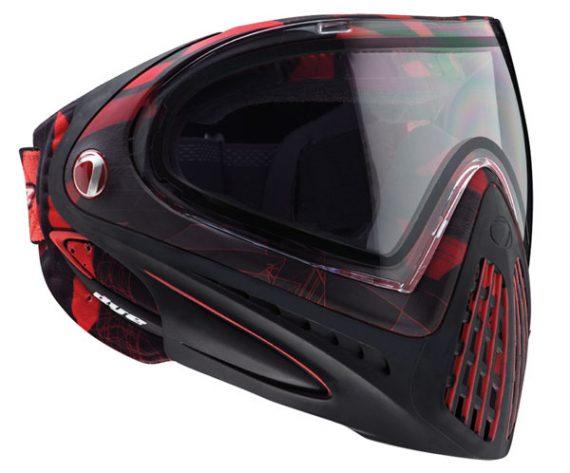 Dye Invision Goggles I4 Pro Mask - 2013